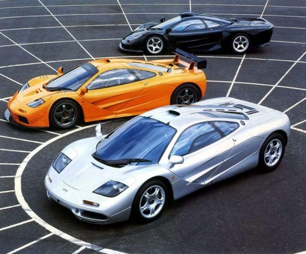 mclaren_f1 McLaren F1: prime indiscrezioni sull'erede
