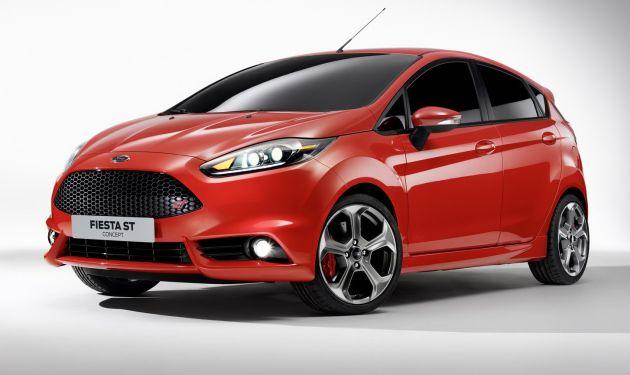 nuova_ford_fiesta_st Ford Fiesta: allo studio la versione RS ad alte prestazioni