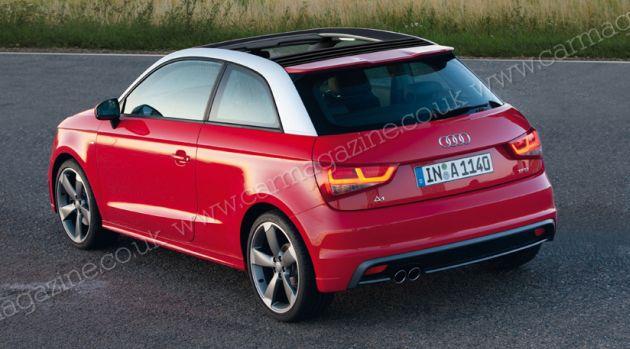 audi_a1_cabriolet_render Audi: nuovo render per la A1 Cabriolet