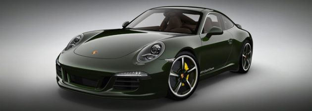 Porsche_911_Club_Coupe Porsche 911: la versione speciale Club Coupé