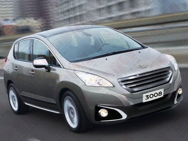 peugeot_3008_render Peugeot 3008: render del restyling