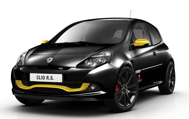 renault-clio-rs-red-bull-racing-rb7 Renault: due RS per celebrare la vittoria mondiale