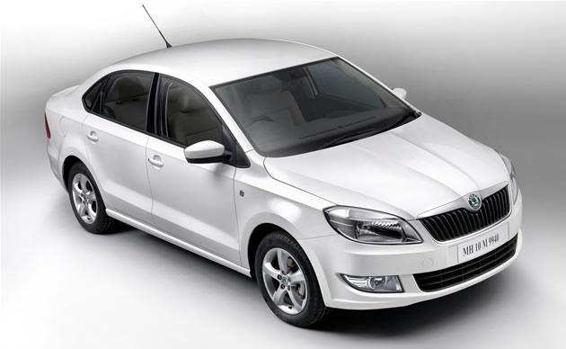 skoda-rapid-2012 Skoda Rapid: la vettura low cost ceca