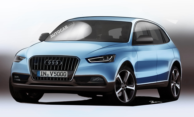 audi-v4-mpv-2016 Audi, la monovolume sportiva arriverà nel 2016