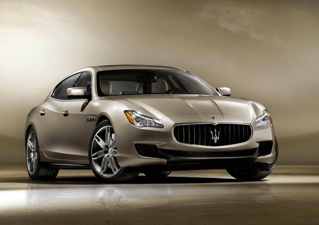 new-maserati-quattroporte-2013 Nuova Maserati Quattroporte edizione 2013: motori V6 e V8 per la nuova ammiraglia del Tridente