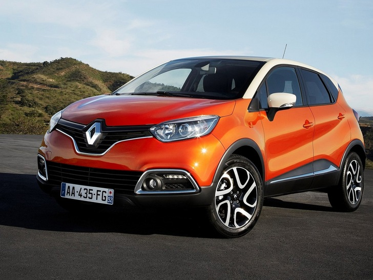 2014-Renault-Captur-fronte-laterale Renault Captur, la nuova Suv compatta francese