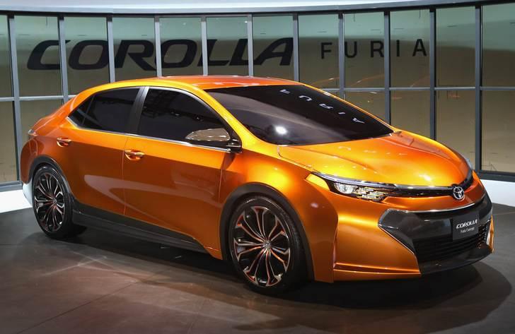 """Toyota-Corolla-Furia-Concept-detroit-2013 La nuova Corolla sarà una """"Furia"""""""