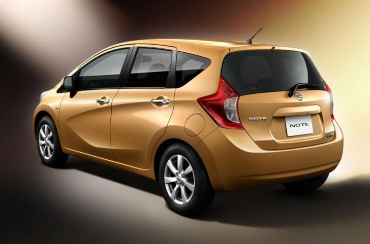 2013-Nissan-Note-1024x681 Nissan Note: la seconda generazione sarà svelata a Ginevra