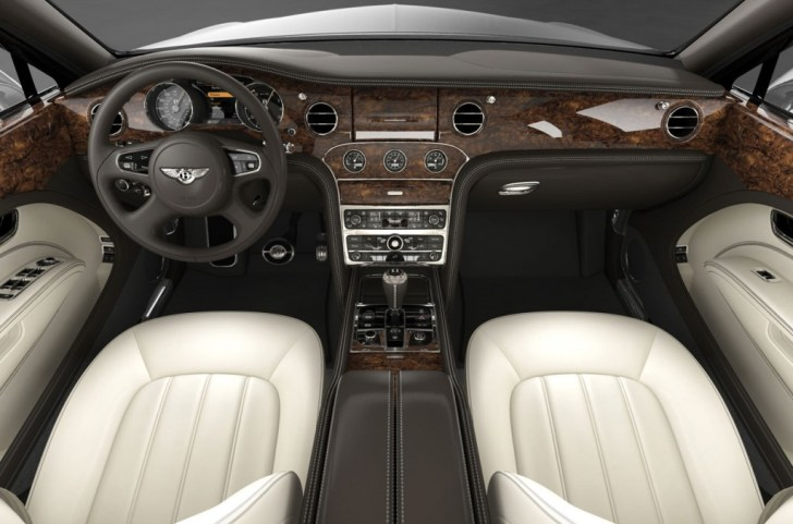 Bentley_Mulsanne_Interior-1024x681 Due nuove specifiche per la Bentley Mulsanne 2013