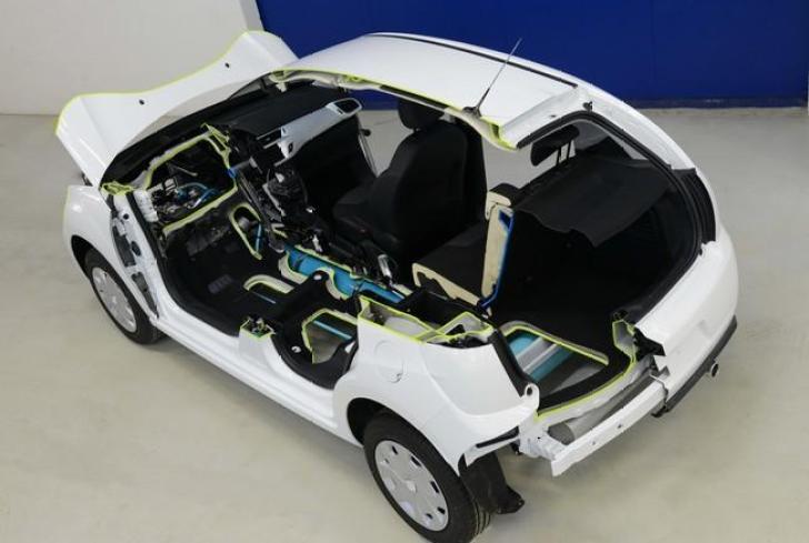Citroen-C3-Hybrid-Air Citroen C3 Hybrid Air, la novità dell'aria compressa