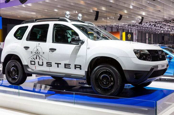 Dacia-Duster-Aventure-Edition Ecco la Dacia Duster Aventure