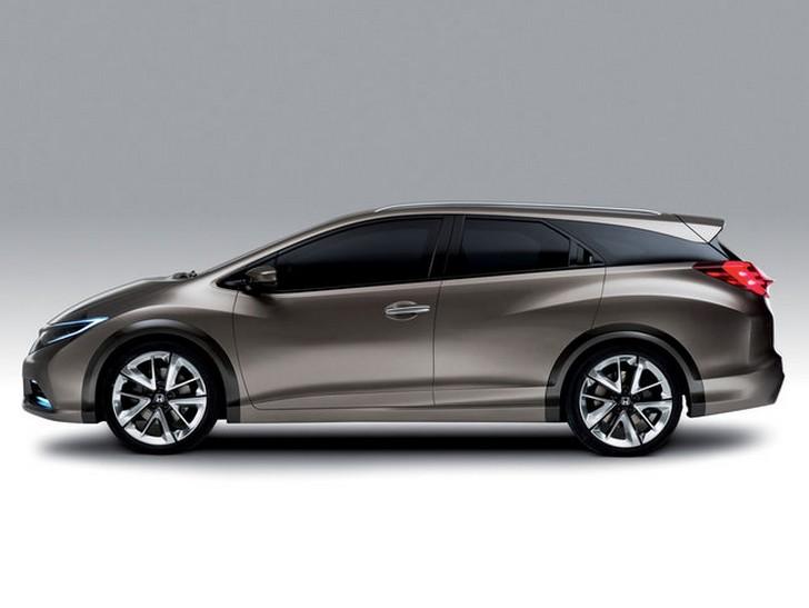 honda-civic-tourer-concept Honda Civic Tourer Concept: tutti i dettagli