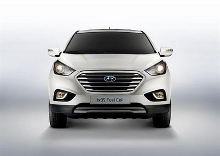 ix35-fuel-cell Hyundai ix35 Fuel Cell, dal 2015 la prima vettura unicamente a idrogeno