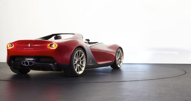 pininfarina-sergio Pininfarina Sergio: la concept potrebbe arrivare sulle strade italiane