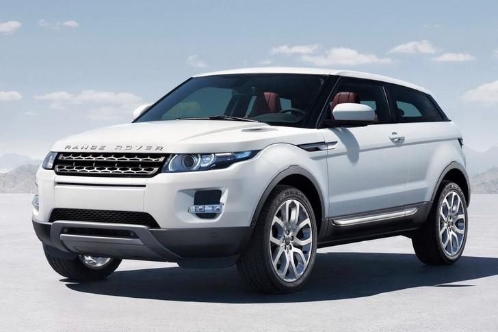 range-rover-evoque Range Rover Evoque: ecco il cambio automatico a nove marce