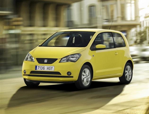 7seat-mii-mascherina 5 auto economiche a meno di 10.000 euro dal listino 2013