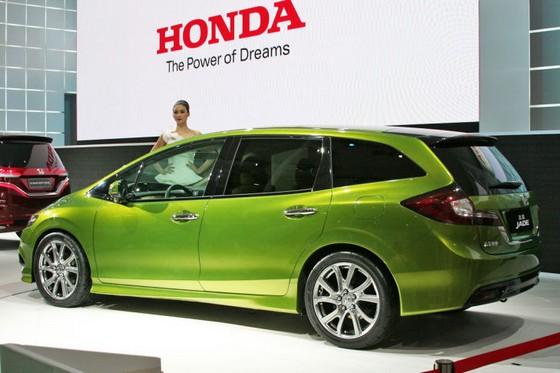 Honda-Jade Honda Jade, la pietra di giada giapponese in vendita da settembre