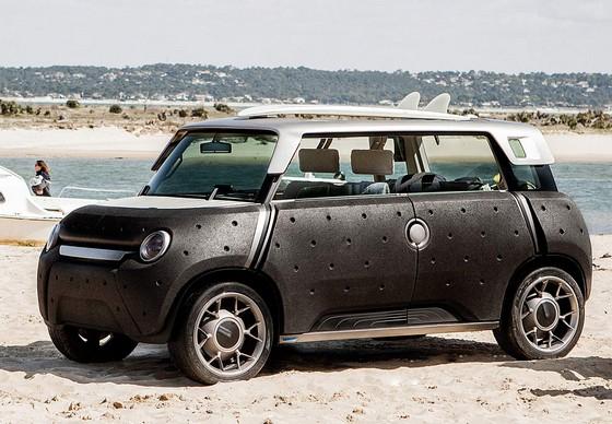Toyota-ME-WE Toyota ME.WE, l'auto elettrica personalizzabile