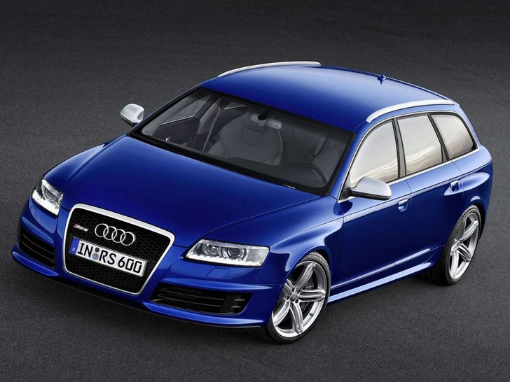 audi-rs-6-avant Audi RS 6 Avant in Italia da giugno da 111.800 euro