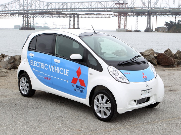 mitsubishi-i-miev-04 4 auto elettriche (solo elettriche, non ibride), caratteristiche, autonomia dichiarata e prezzi