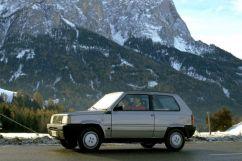 1-3-650 Storia della Fiat Panda dal 1980 al 2016, principali versioni dell'utilitaria