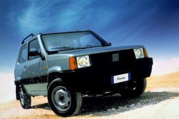 1-3-663 Storia della Fiat Panda dal 1980 al 2016, principali versioni dell'utilitaria