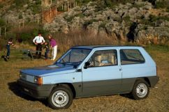 1-3-664 Storia della Fiat Panda dal 1980 al 2016, principali versioni dell'utilitaria