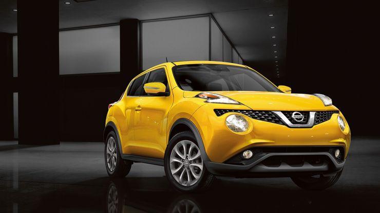2016-nissan-juke SUV Economici: Nuovi Modelli sotto i 20.000 Euro