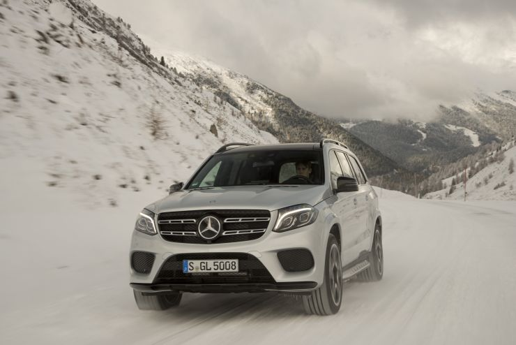 Mercedes-Benz_GLS_18 Mercedes-Benz: SUV e Crossover 2017
