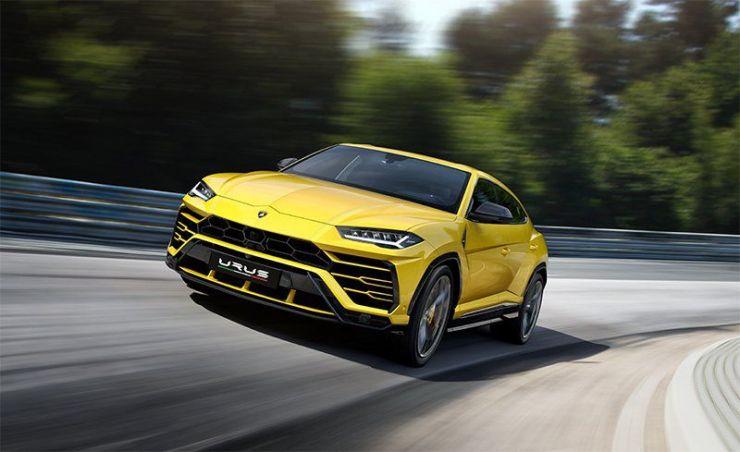 2019-lamborghini-urus-suv-2 La Lamborghini Urus 2019 è veramente la Lambo dei SUV