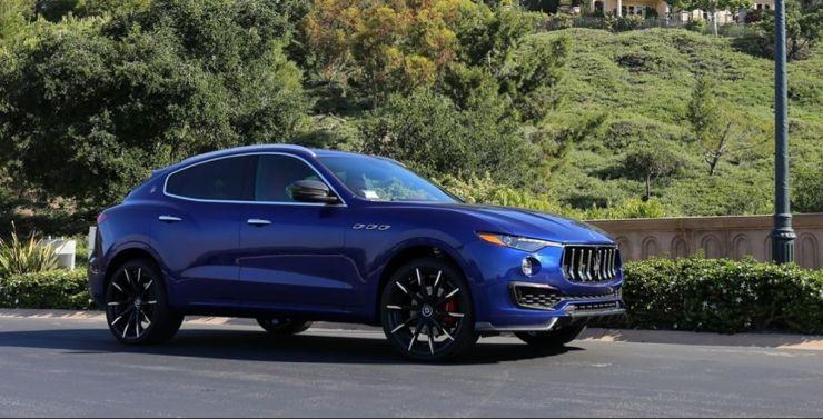 Maserati-Levante-2 Levante, ll SUV Maserati