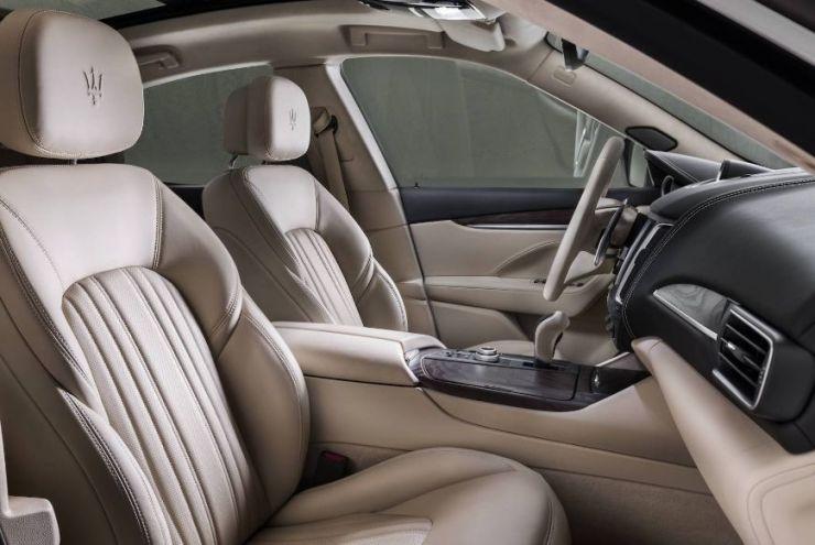 Maserati-Levante-GranLusso-interni Levante, ll SUV Maserati