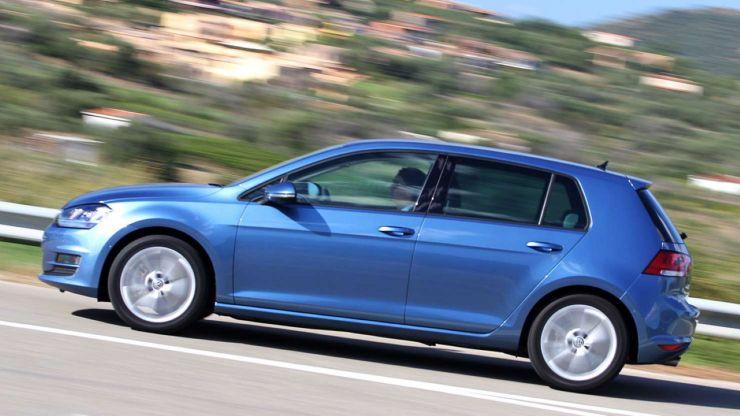 Volkswagen-Golf Le 10 auto più vendute al mondo di sempre (2019)