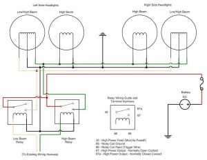 Tips And Tricks For Building A $30 Headlight Relay Harness