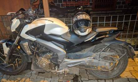 Bajaj Denied to service the 'Dominar' under warranty.