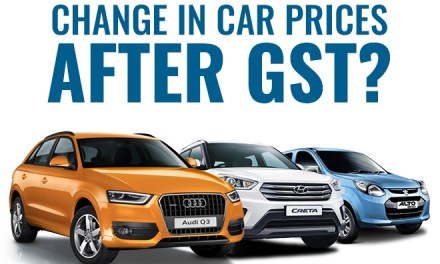 How GST will affect Car prices in India