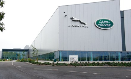 Tata Motors investment of 13.5 billion euro into Jaguar-Land Rover