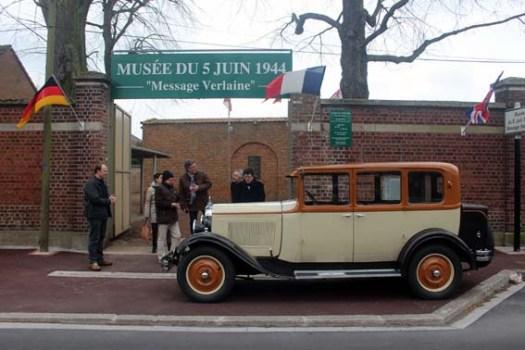 Première visite : le musée Verlaine