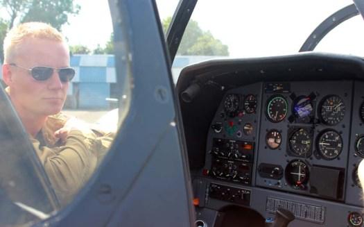 ...et son pilote.