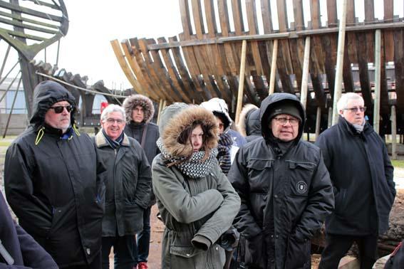 Réunion chez les inuits !