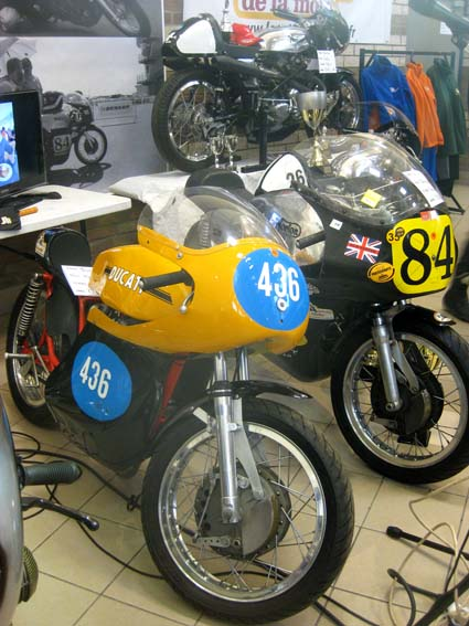 DUCATI Mk3 350 (1971) Ita