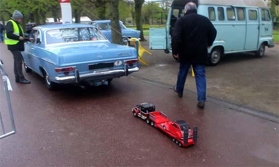 Embouteillage : les poids lourds-légers dans la tourmente.