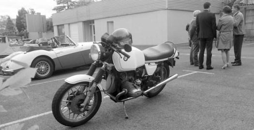 Magnifique BMW 100rs de 1979