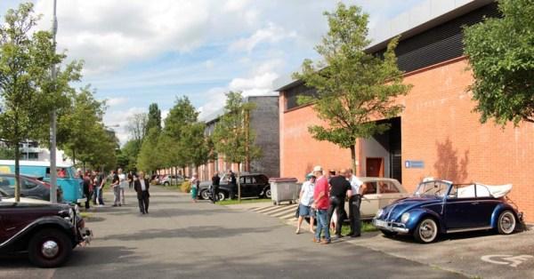 L'école des douanes accueille l'ARH