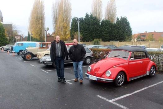 Quand deux passionnés de VW se rencontrent...