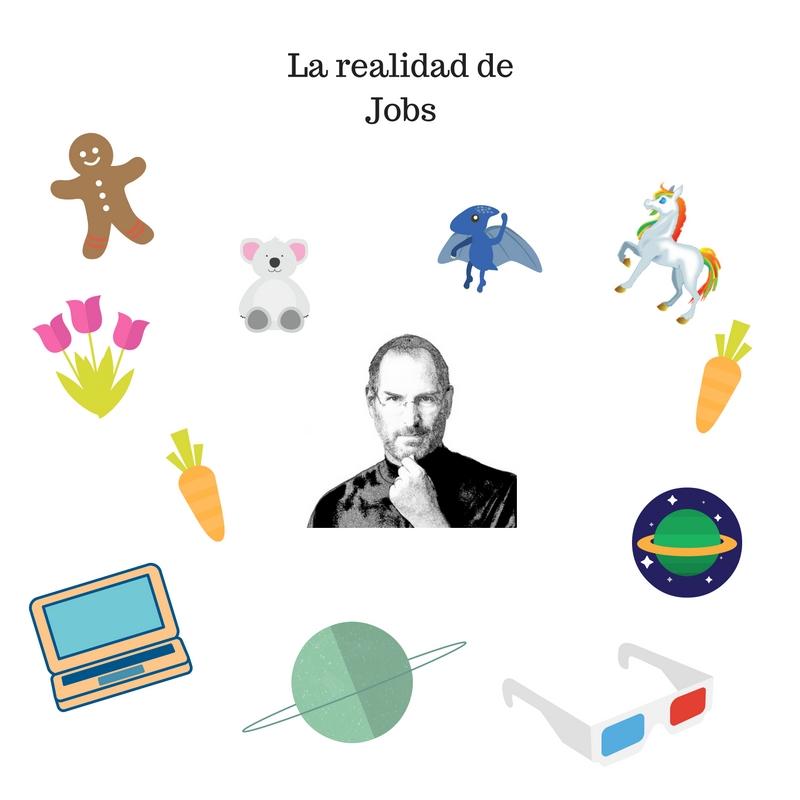 La realidad de Jobs