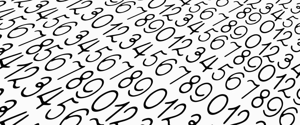 El hombre anumérico: la incapacidad de utilizar los números