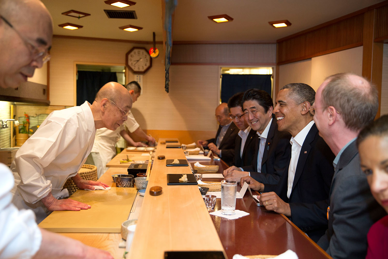 Jiro Ono: el Chef de Sushi octogenario que sigue en activo y que todavía busca la excelencia
