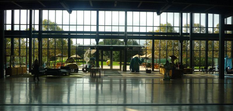 Emeryville Studio - Pixar