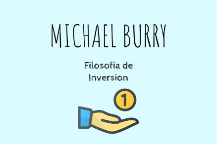 Michael Burry filosofía de inversión